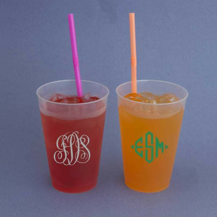 14 oz. Frosted Tumbler: Monograms Sets, Monograms Things, Accepted Gifts, Gifts Daily, Frostings Tumblers, Dyo 14