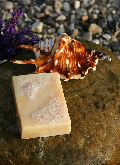 Handmade shampoo bar recipe