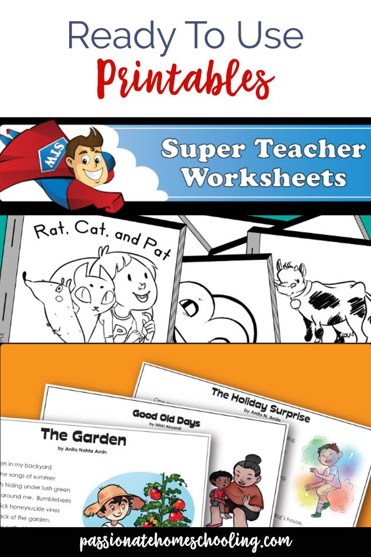 Huge Selection Of Printable Worksheets For Teachers And Homeschoolers Super Teacher Worksheets Super Teacher Super Teacher Worksheets Teacher Worksheets [ 1102 x 735 Pixel ]