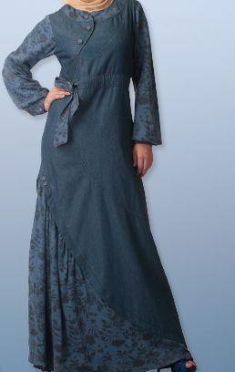 Denim Jilbab