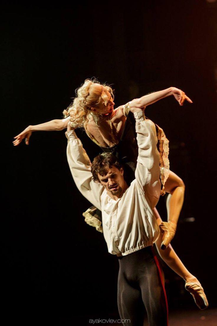 Sergei and Natalia Somova in Mayerling- 13.11.2015 ...