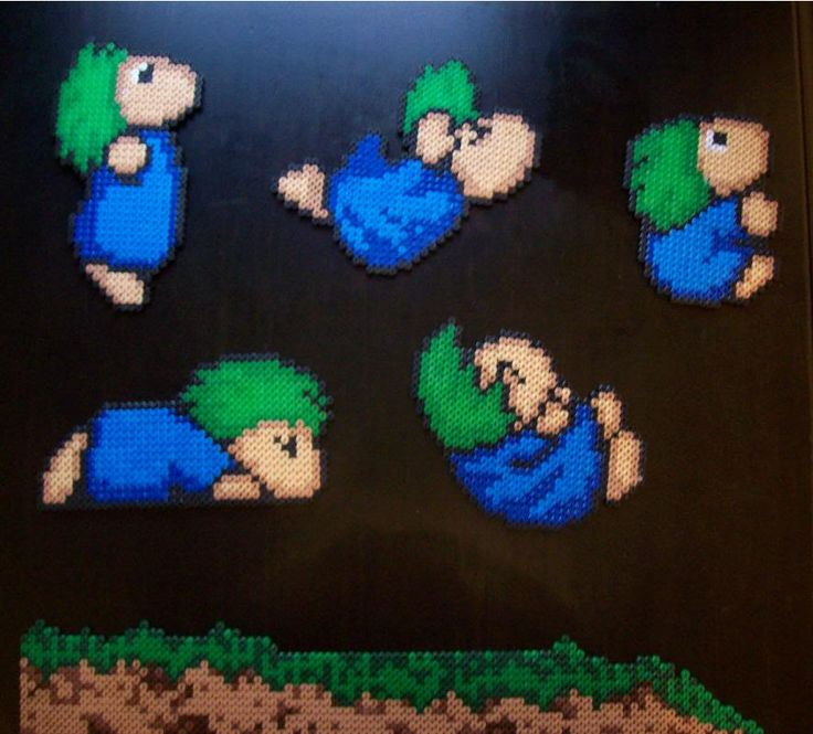 Lemmings (886×801)