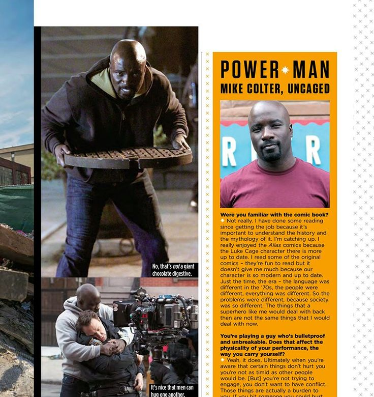 Mike Colter's LUKE CAGE Features In Some New Images From Marvel And Netflix's Latest TV Series