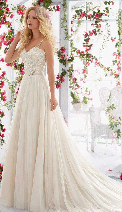 Wedding dress idea; Featured: Mori Lee #wedding_videography |betterhalfproductions.com
