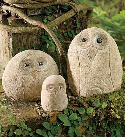 Yard Owls