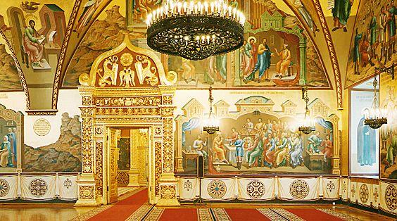 grand kremlin palace | Visit the Grand Kremlin Palace