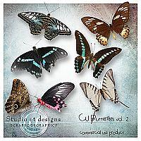 CU Butterflies vol.2