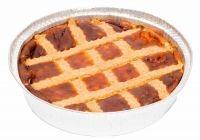 Cofetarii Candy Cat ti-au pregatit o delicioasa tarta dietetica cu branza, cu faina integrala si fara zahar.