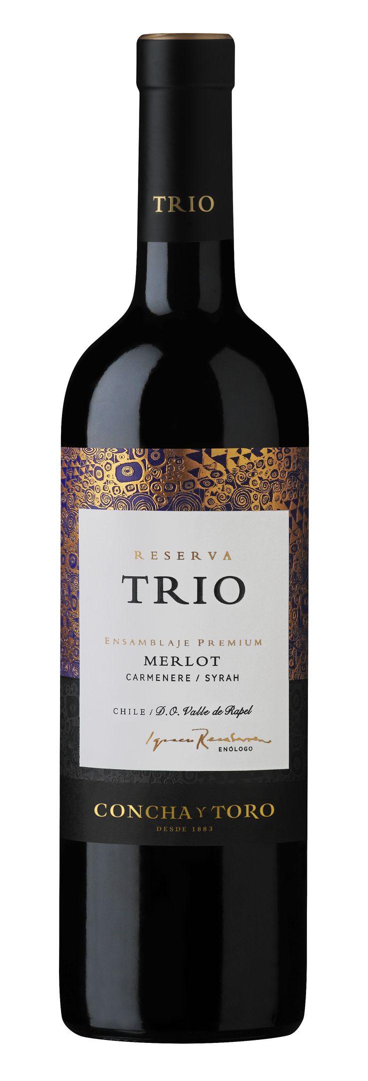 Concha y Toro Trio Argentina Wine