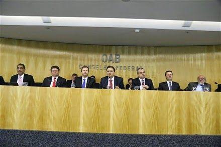 OAB de SANTARÉM: OAB se manifesta contra a corrupção e pelo direito...
