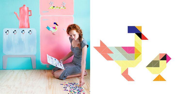 Kidsonroof : TATLIN I just love these magnets for kids