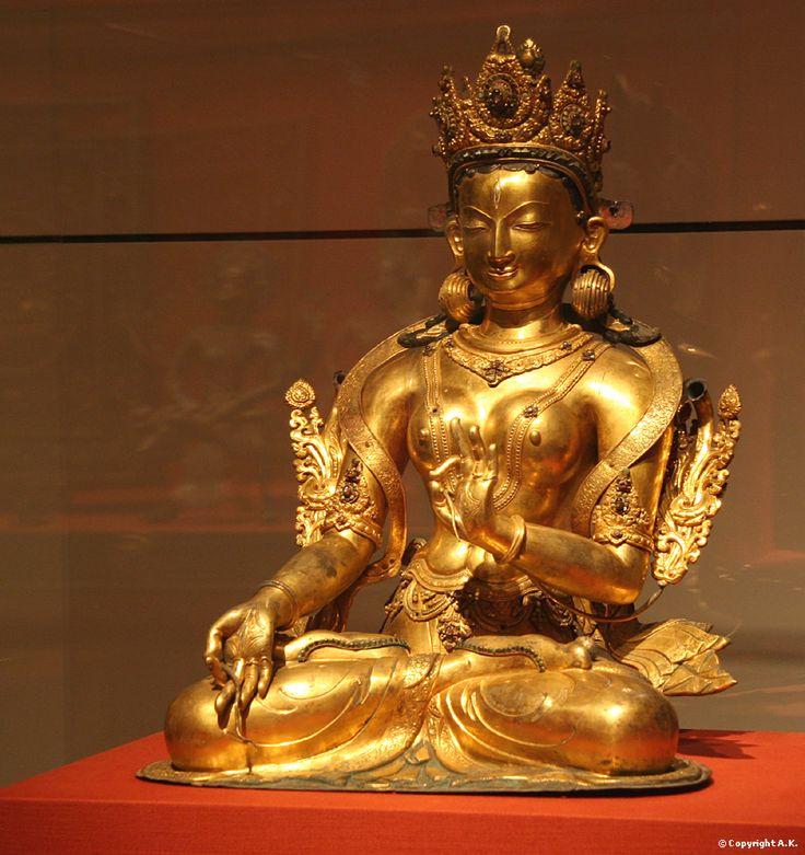 Things Linked so that you can Tibetan Buddhist Goddess WhiteTara ( | Скульптуры)