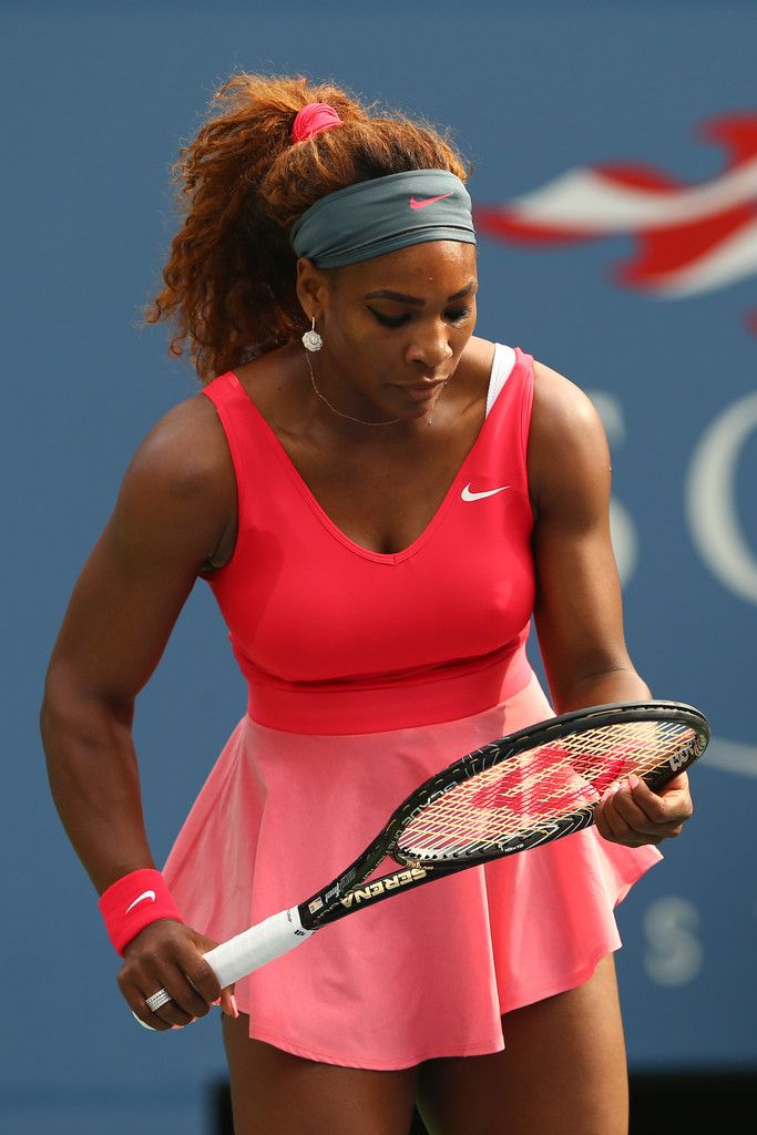 Serena Williams at the U.S Open 2013