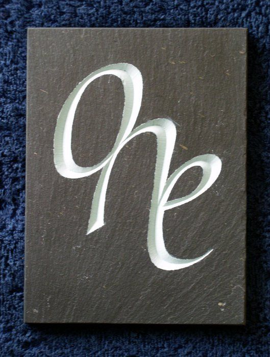 Best images about letters stone carving on pinterest