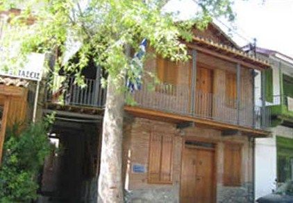Museum - House of Polikarpos Yiorkatzis at Palaichori