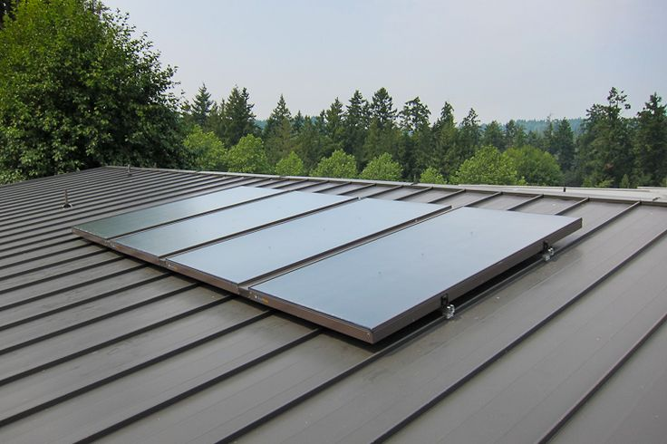 1000 Images About Putting Stuff On A Metal Roof On