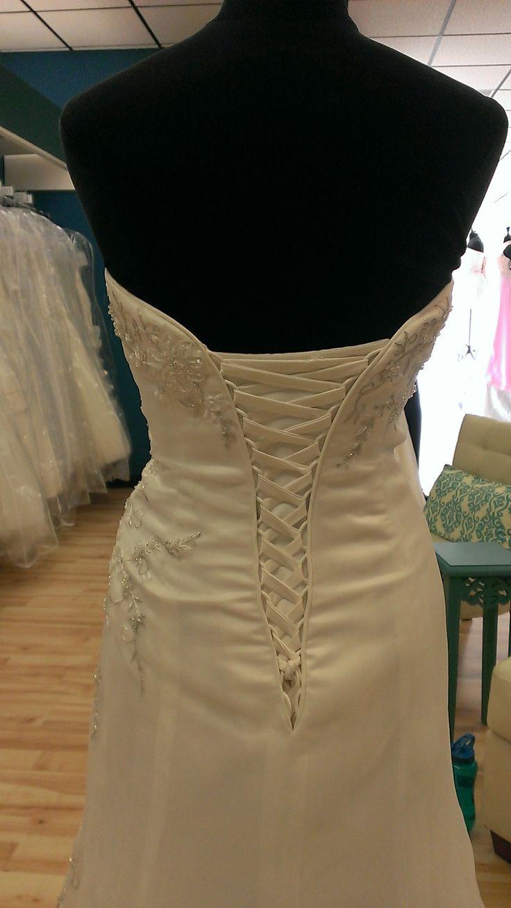 1000 Ideas About Sheath Wedding Gown On Pinterest