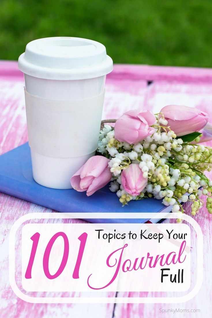 Are you looking for new journal ideas? Sometimes it's easy to get stuck writing about the same old things, but there's no need to get stuck in a rut. Here are 101 journal ideas to get you started. Never run out of journaling ideas again!