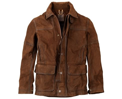 Timberland earthkeepers leather jacket