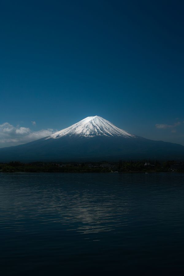 Mount Fuji - To climb before I can't.