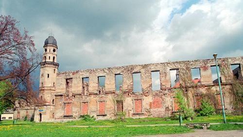 Castle Photo Archive, Strzelce Opolskie, Poland