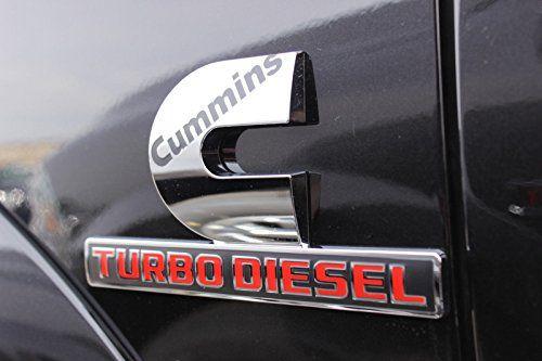 Dodge Ram 2500 3500 Cummins Turbo Diesel Decal Nameplate ...