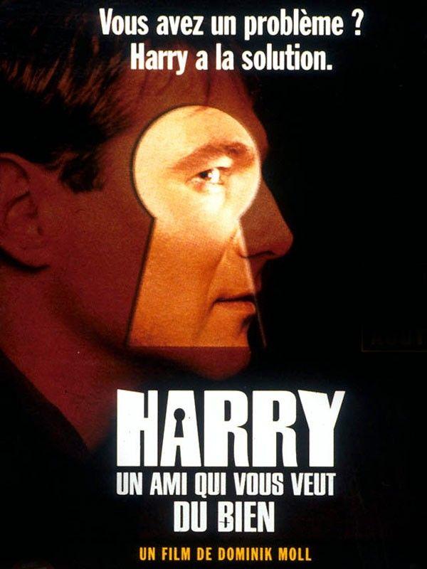 Affiche du film Harry, un ami qui vous veut du bien