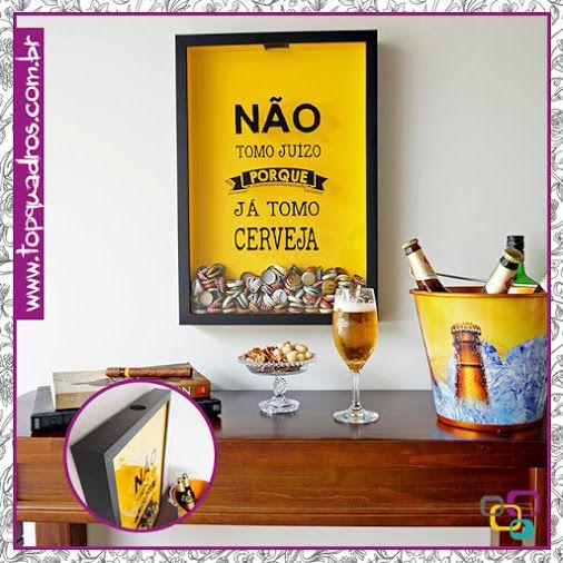 Fim de Semana chegando já é hora de colocar a cerveja na geladeira e convidar os amigos para uma festinha básica! Já as tampinhas e lacres colecione aqui !! www.topquadros.com.br #compredopequeno #quadrosdedecoração #decor #naparede #decoraçãodeparede #lojaonline #topquadros #quadrodeparede #decorativo #quadros #decoração #parede #quadro #cerveja #chapinha #tampinha #lacre #coleções