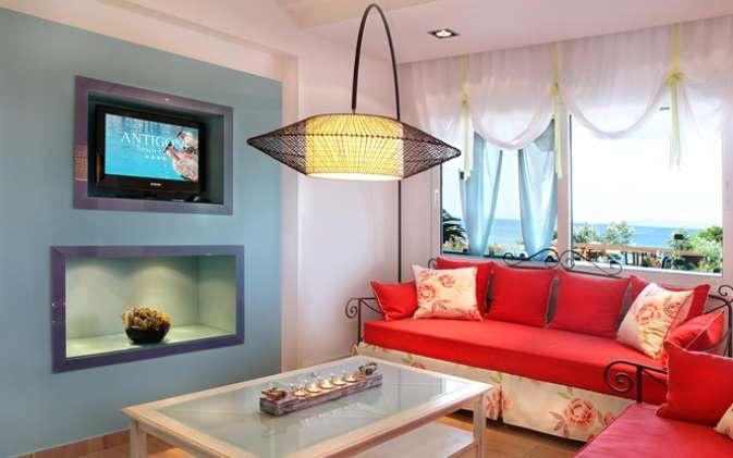 ANTIGONI BEACH HOTEL  Halkidiki hotels