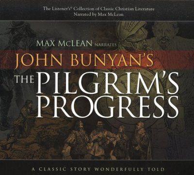 The Pilgrim's Progress Audiobook on CD