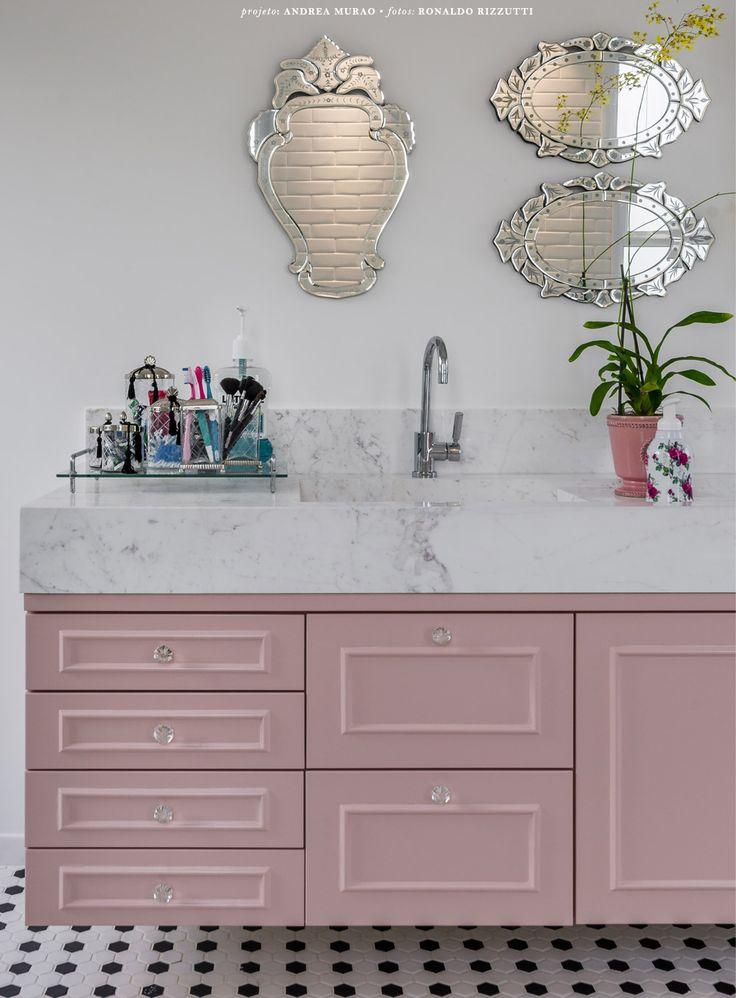 Best 25 decora 231 227 o banheiro rosa ideas on pinterest