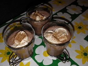 Thermomix Chocolate Frappes