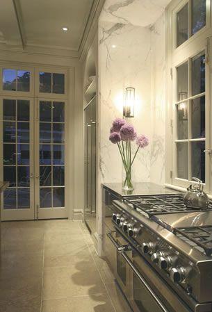 Beautiful kitchen by Pursley Dixon Architects