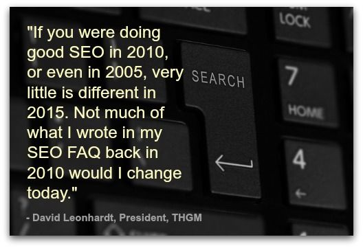 The more things change, the more they remain the same. That is in large part true with SEO. Here are some fundamentals to grasp for long-term SEO success.
