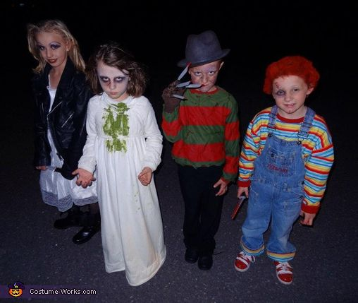 These Sanskari Women Dressed Up For Halloween Will Scare: 25+ Best Ideas About Homemade Costumes For Kids On