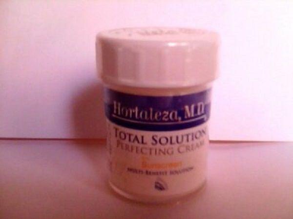 Hortaleza MD TotaL Solution Perfecting Face,Neck,Underarm Whitening Cream 25g #HortalezaMD