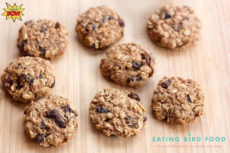 Oatmeal Raisin Protein Cookies  - Protein Pow