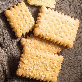 crackers fai da te - Nuova Terra