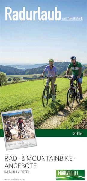 Entdecken Sie die #Urlaubsregion #Mühlviertel auf dem #Fahrrad, #Mountainbike oder #Rennrad. Angebotsbroschüre kostenlos bestellen unter http://www.muehlviertel.at/katalogbestellung