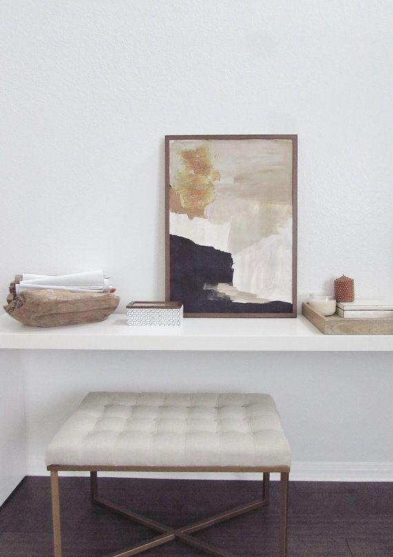 Arte abstracto pintura abstractos por Labroucke en Etsy