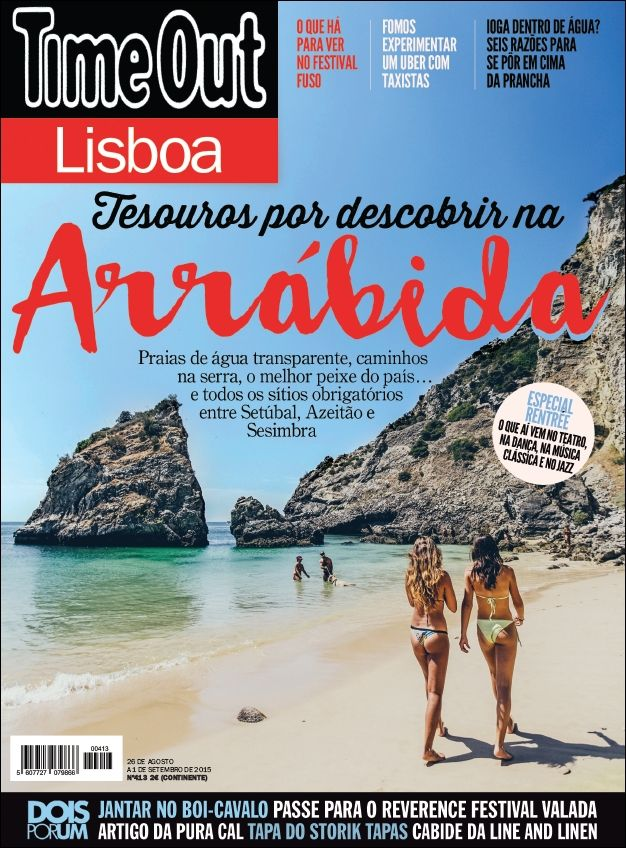N413-26 August to 1 September-Treasures to be discovered in Arrábida