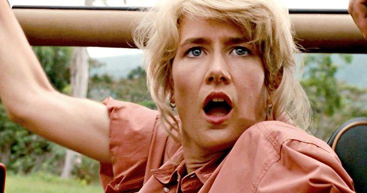 Laura Dern Wants to Return in Final Jurassic World Sequel -- Laura Dern thinks her Ellie Sattler should appear in the very last Jurassic Park movie. -- http://movieweb.com/jurassic-world-3-laura-dern-ellie-sattler/
