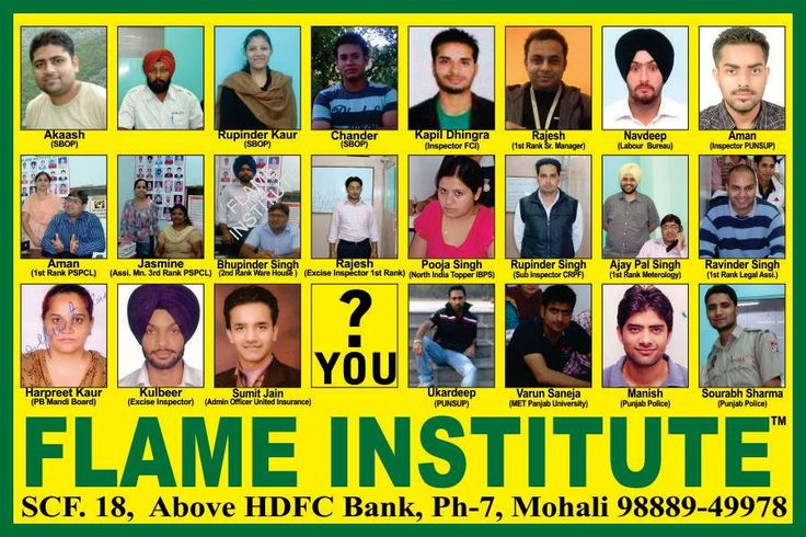 Pin on Bank PO Coaching in Mohali