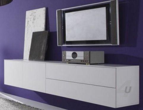 TV meubel Zwevend - TV meubels - TV & Wandmeubels
