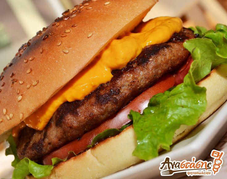 Λαχταριστό #burger για πολλές αμαρτίες....
