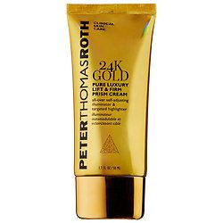 24K Gold Pure Luxury Lift & Firm Prism Cream - Peter Thomas Roth | Sephora