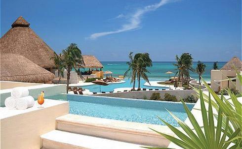 Mexico Beach Vacation