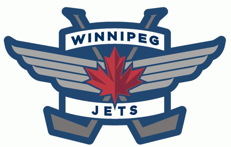 Winnipeg Jets have the best logo in the NHL in MY opinion...