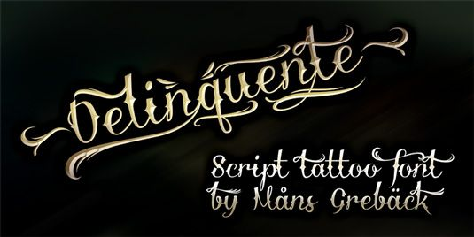10 free tattoo fonts for designers     http://www.creativebloq.com/typography/free-tattoo-fonts-designers-12121431