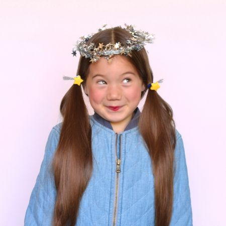 hello shiso shooting star pony-o #ponytail